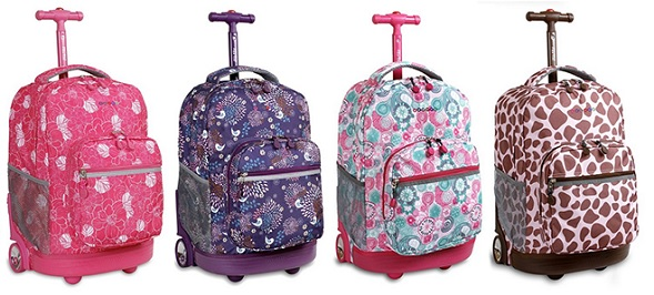Buying Guide Of Rolling Backpacks For Girls Fashion For You May